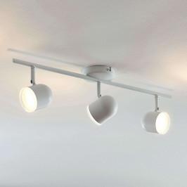 Lindby Ilka LED stropní svítidlo, bílé, 3zdrojové