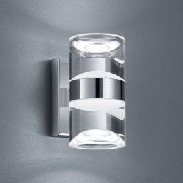 Koupel. nást. LED světlo Ria svítící nahoru a dolů