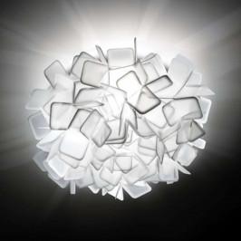 Slamp Clizia - designové nástěnné světlo, bílé