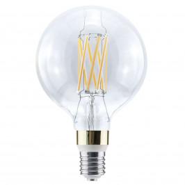 LED Globe E40 30W, teplá bílá, 2370 lumenů