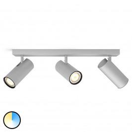 Philips Hue Buratto LED Spot Alu 3žár. stmívač