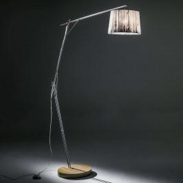 Slamp Woody - designová stojací lampa, bílá