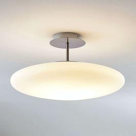 LED stropní světlo z opálového skla Gunda, bílé