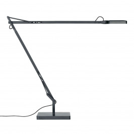 FLOS Kelvin Edge - LED stolní lampa antracitová