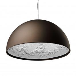 FLOS Skygarden 1 - hnědé designové závěsné světlo