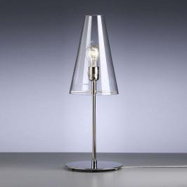 TECNOLUMEN Walter Schnepel stolní lampa, čirá
