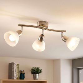 3bodová stropní LED lampa Paulina
