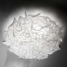 Slamp Veli designové stropní světlo, 78cm, opálové