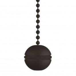 Westinghouse kuličky, závěsný řetěz, bronz