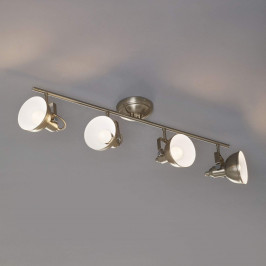 4zdrojové stropní světlo Gina industriální design