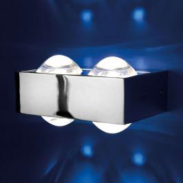 4 čočky: nástěnné světlo Focus 150
