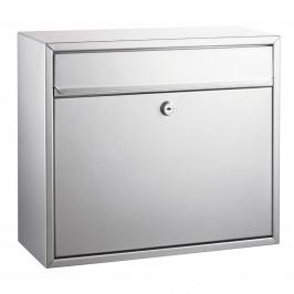 ALCO Poštovní schránka, stříbrný lak