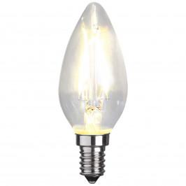 Best Season LED žárovka E14 B35 2W 2700K filament 150lm