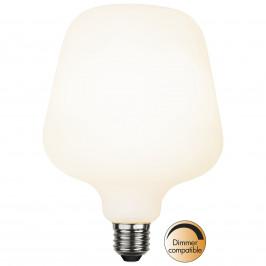 Best Season LED žárovka E27 5,6W 2 600K Trapez ST125, stmívat.