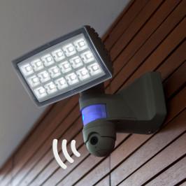 Eco-Light Secury'Light Peri venkovní LED reflektor s kamerou