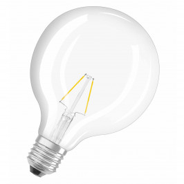 OSRAM E27 2,8W 827 LED žárovka Globe Retrofit