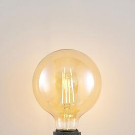 Arcchio LED žárovka E27 G125 6,5W 2.500K 3 st. stmívač