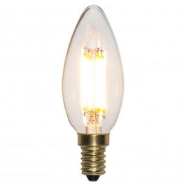 Best Season LED svíčka E14 4W Soft Glow 2100K 3x stmívač