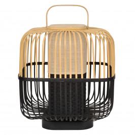 Forestier Forestier Bamboo Square M stolní lampa, černá