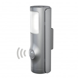 LEDVANCE LEDVANCE Nightlux Torch LED noční světlo stříbrná