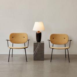 MENU Menu Torso LED stolní lampa, černá/bílá, 57 cm