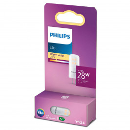 Philips Philips LED pinová žárovka G4 2,7W 2700K matná
