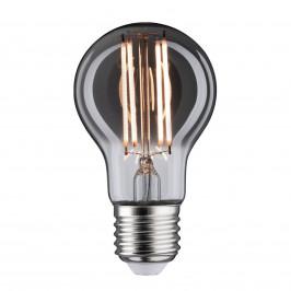 Paulmann LED žárovka E27 7,5W, 2200K, kouřová, stmívací