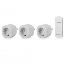 Smartwares 2ks Mini zásuvka SH4-99566 interiér