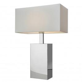 Sompex Stolní lampa Block, výška 66 cm