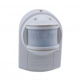 Heitronic Pasivní infračervený hlásič pohybu 42205 200° bílý