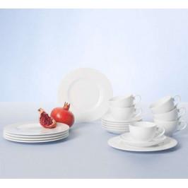 Villeroy & Boch Royal porcelánový kávový servis, 18 ks
