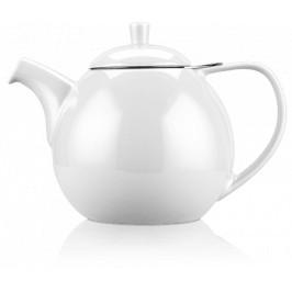ForLife čajová konvice Curve, 1,3 l, bílá