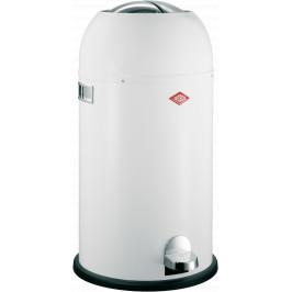 Wesco odpadkový koš Kickmaster 33 l, bílý