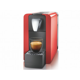Cremesso kávovar na kapsle Compact One II, glossy red
