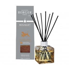 Maison Berger aroma difuzér Cube, Proti zvířecímu zápachu – Ovocno-květinová vůně, 125 ml
