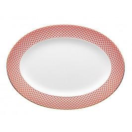 Rosenthal Francis Carreau Rouge servírovací talíř, 34 cm