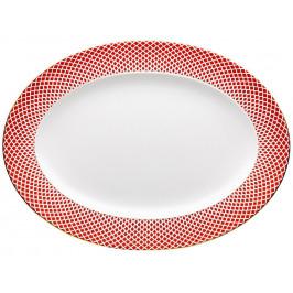 Rosenthal Francis Carreau Rouge servírovací talíř, 40 cm