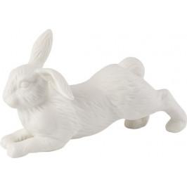 Villeroy & Boch Easter Bunnies běžící zajíček, 8,5 x 15 cm