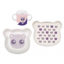 Sambonet Caty sada dětského porcelánu, 3 ks