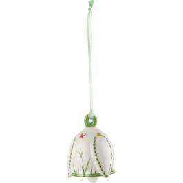 Villeroy & Boch New Flower Bells porcelánový zvoneček, sněženka