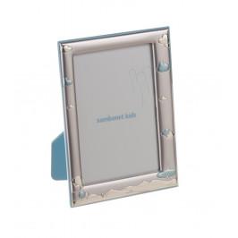 Sambonet foto rámeček Blue Plane, na foto 9 x 13 cm