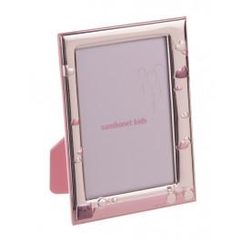 Sambonet foto rámeček Pink Bike, na foto 9 x 13 cm