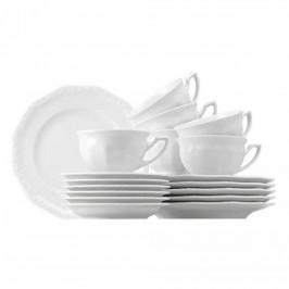 Rosenthal Maria kávový servis porcelánový, 18 ks
