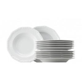 Rosenthal Maria sada talířů z porcelánu,12 ks