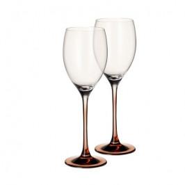 Villeroy & Boch Manufacture Glass sada sklenic na bílé víno 0,37 l, 2 ks