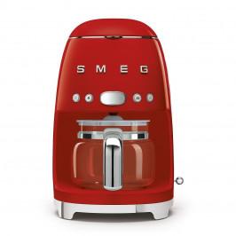 Překapávač na kávu Smeg 50´s Retro Style, červený, DCF02RDEU