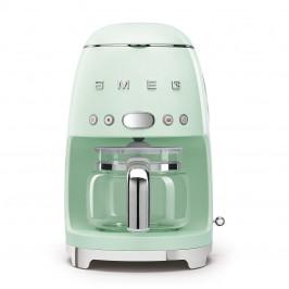 Překapávač na kávu Smeg 50´s Retro Style, pastelově zelený, DCF02PGEU