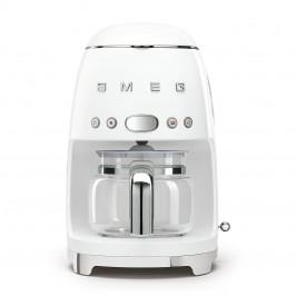Překapávač na kávu Smeg 50´s Retro Style, bílý, DCF02WHEU
