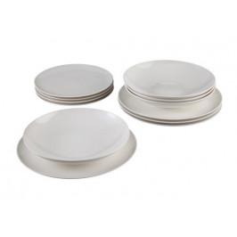 Villeroy & Boch Like Voice Basic porcelánová jídelní sada, 12 ks