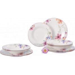Villeroy & Boch Mariefleur porcelánová jídelní sada, 12 ks